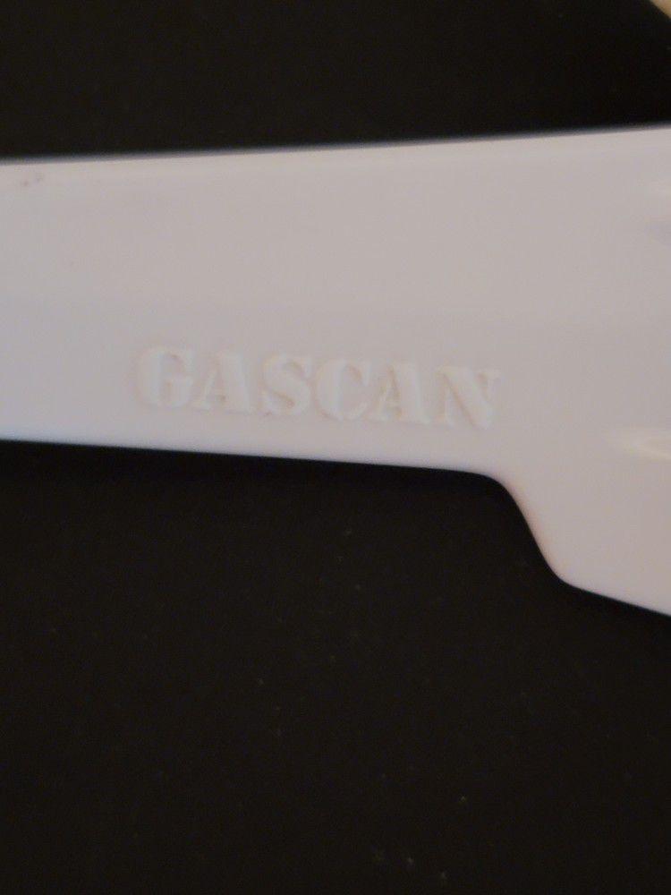 Oakley Gascan White Polorized