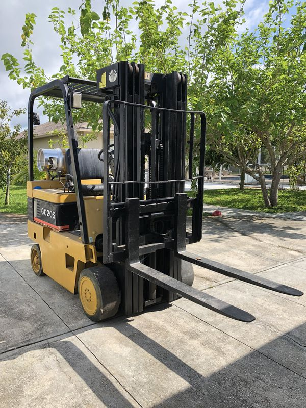 Daewoo GC20S Forklift Truck for Sale in Poinciana, FL - OfferUp