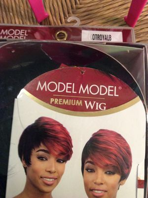 PREMIUM MODEL MODEL WIG BLUE for Sale in Indianapolis, IN