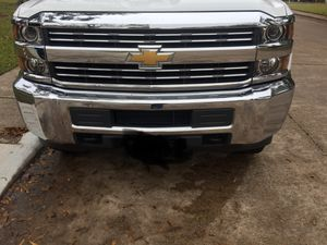 2015 Chevy hd bumper for Sale in Houston, TX