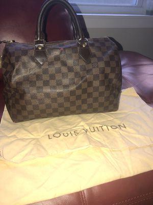 "Louis Vuitton speedy bag 💼 30"" for Sale in Washington, DC"