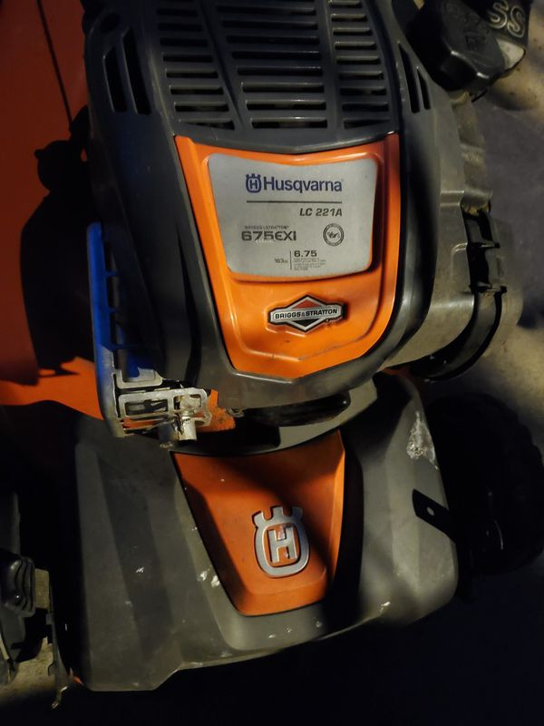 Husqvarna All Wheel Drive Self Propelled For Sale In St