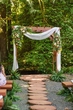 Sweetheart Wedding Table Decorations Thumbnail