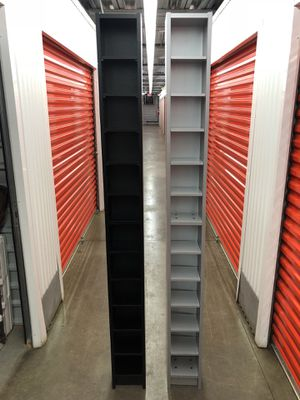 2 Tall storage cabinets $85 for Sale in Gaithersburg, MD