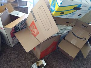 Free boxes for Sale in Los Angeles, CA