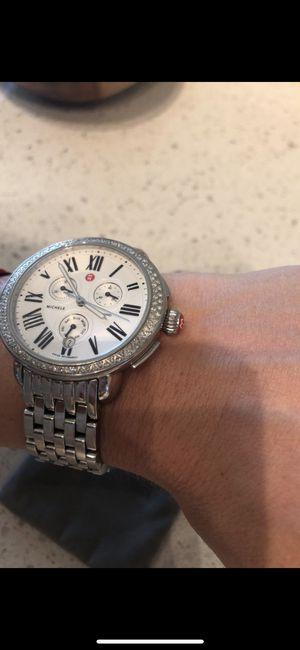 Michele Serein Diamond Watch for Sale in Arlington, VA