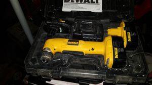 Dewalt right angle drill for Sale in Fairfax, VA