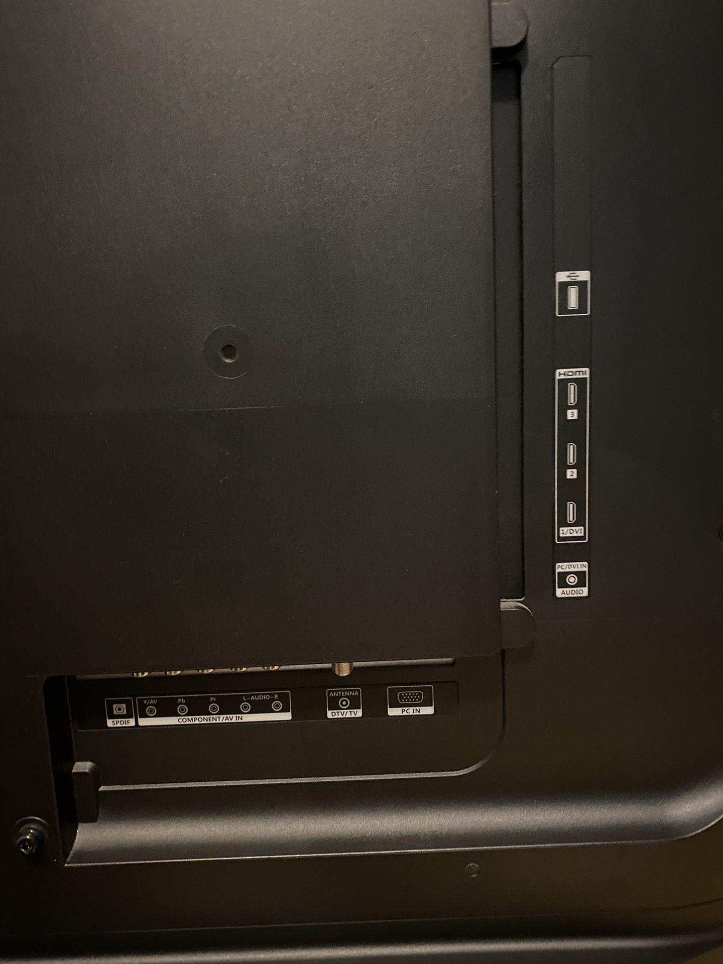 "46"" Sanyo LED 1080P HD TV FVM4612"