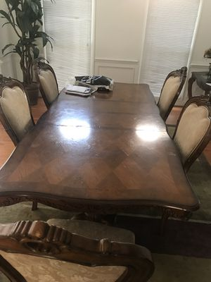 Dining table dinner for Sale in Colesville, MD