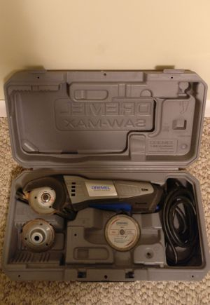 Dremel Saw-Max for Sale in St. Louis, MO