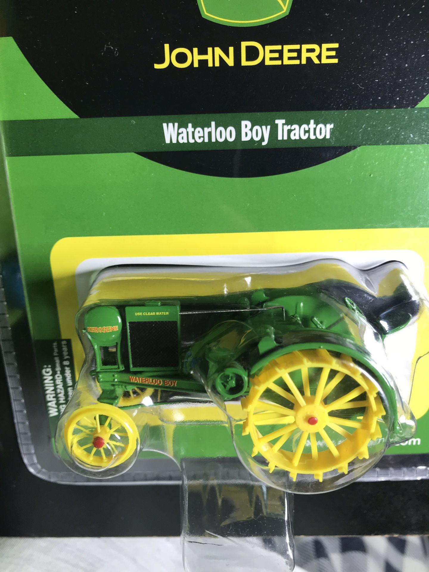 Athearns John Deere-Waterloo Boy Tractor-Model B Tractor-GP Tractor-1:50 Scale