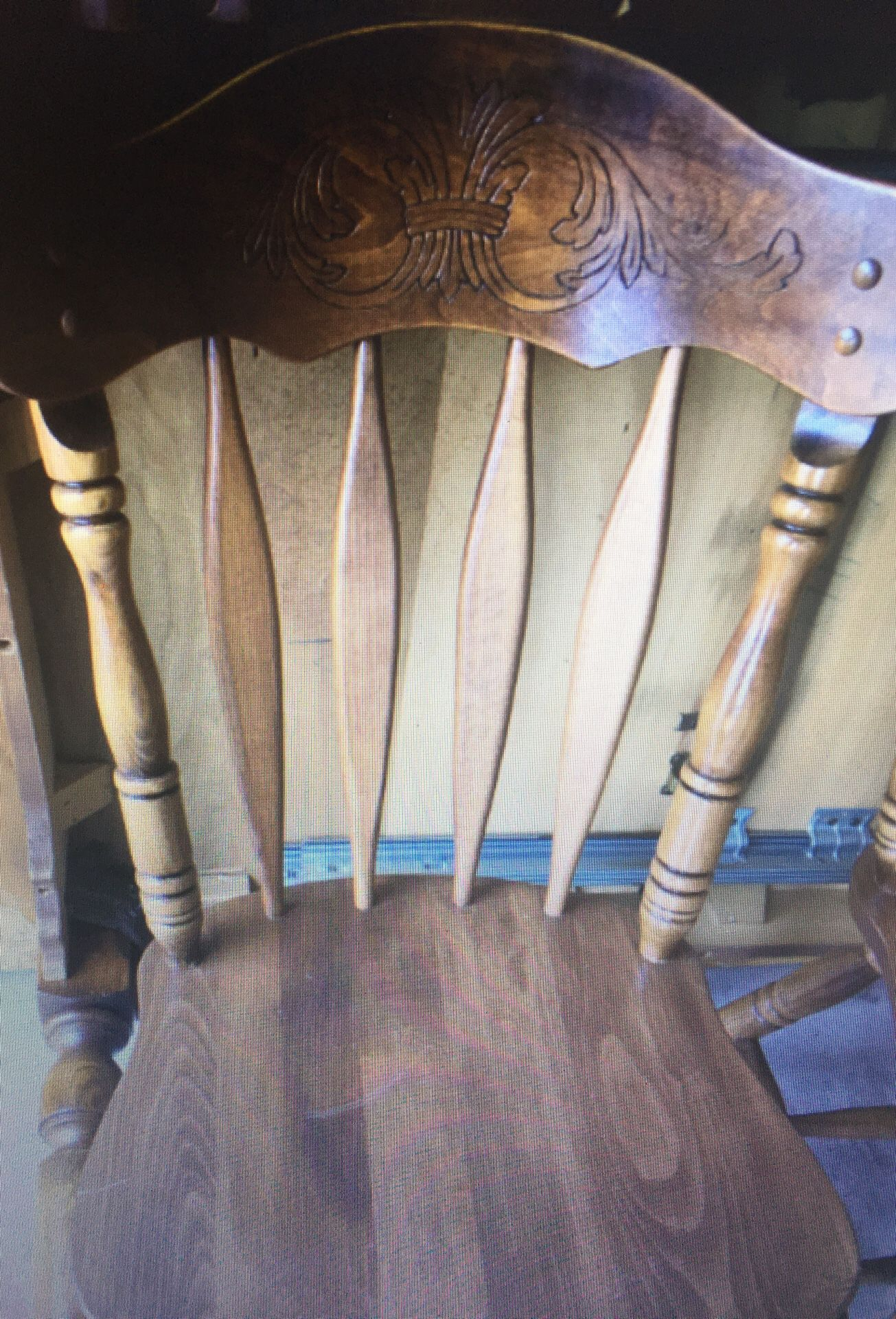 Dining Set w/ 6 chairs
