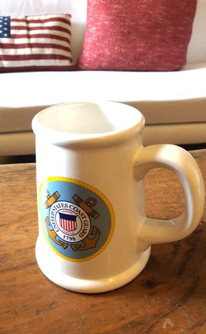Coast Guard Beer Stein or Coffee Mug USCG for Sale in Washington, DC
