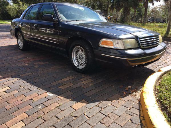 1999 Ford Crown Victoria For Sale In Orlando Fl Offerup