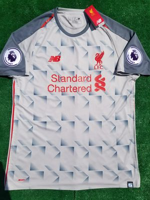 97ae5d080 2018 19 Liverpool 3rd kit soccer jersey size L for Sale in Raleigh