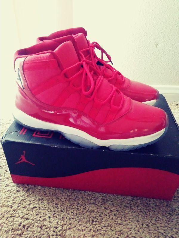 f516dc0ec73 Jordan 11's Red for Sale in GLMN HOT SPGS, CA - OfferUp