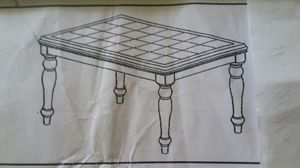 Dining table for Sale in Chesterfield, VA