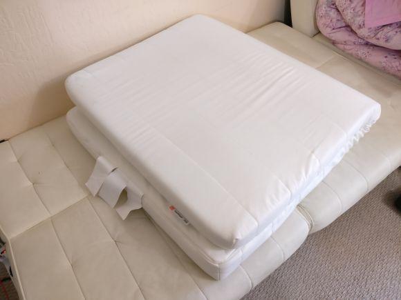 ikea minnesund twin size foam mattress for sale in concord ca offerup. Black Bedroom Furniture Sets. Home Design Ideas