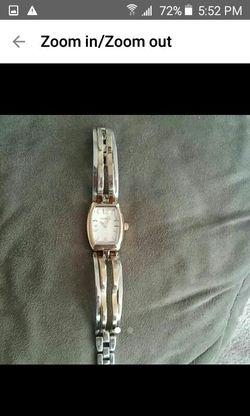 Vintage woman fossil bracelet watch es 201 9 Thumbnail