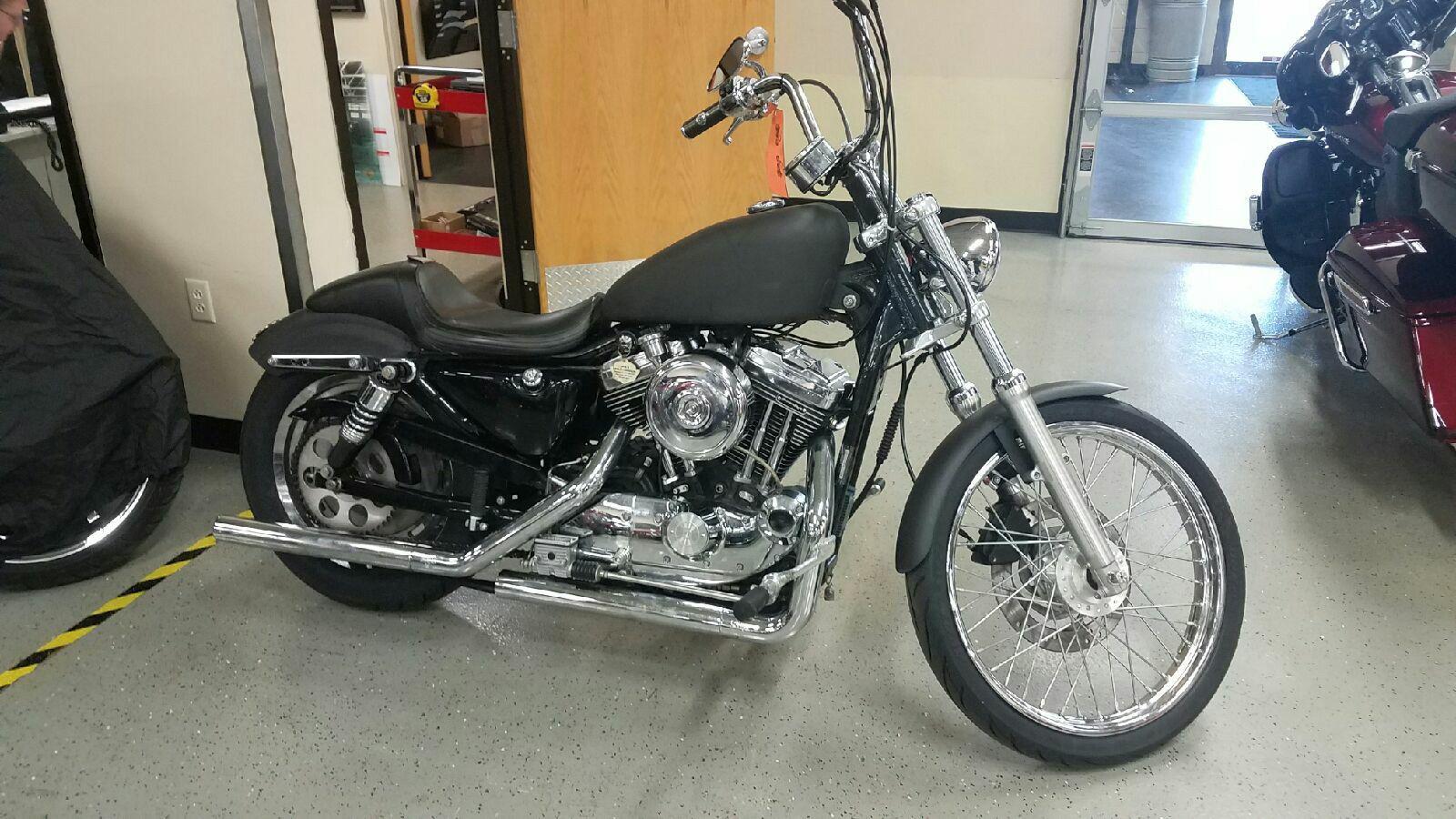 Photo 2000 Harley davidson 1200 xl custom