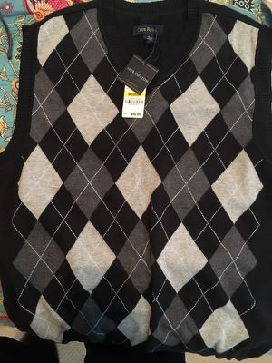 Men's Sweater Vest MEDIUM, BRAND NEW for Sale in Tampa, FL