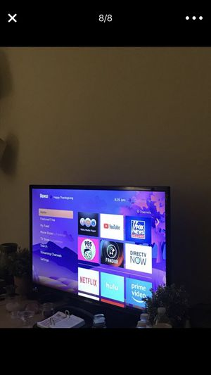 Tv with small resevier for Sale in Arlington, VA