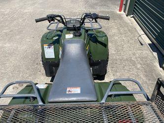 2006 Kawasaki Bayou 250 Atv Thumbnail