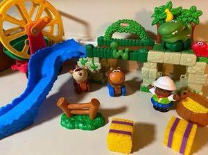 Photo Playskool little people set