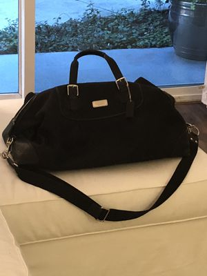 Coach duffle overnighter for Sale in Kirkland, WA