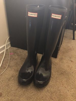 Hunter boots for Sale in Alexandria, VA