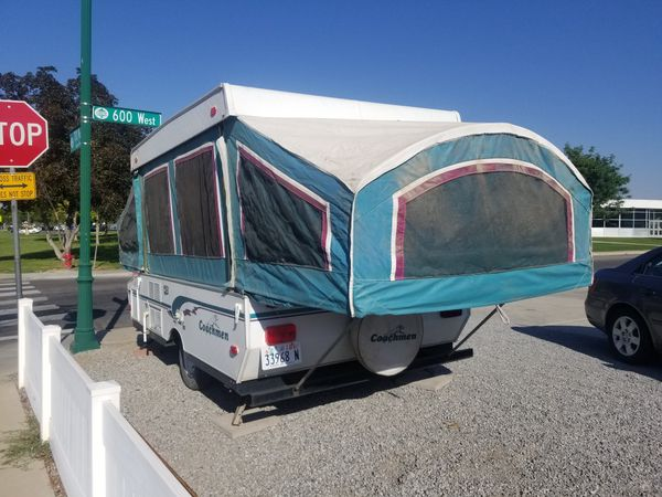 1997 Coachman Clipper 1060 ST Popup Travel Trailer For Sale In Orem UT