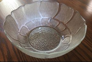Clearance🛑 2QT Salad /Serving Glass Bowl for Sale in Sterling, VA