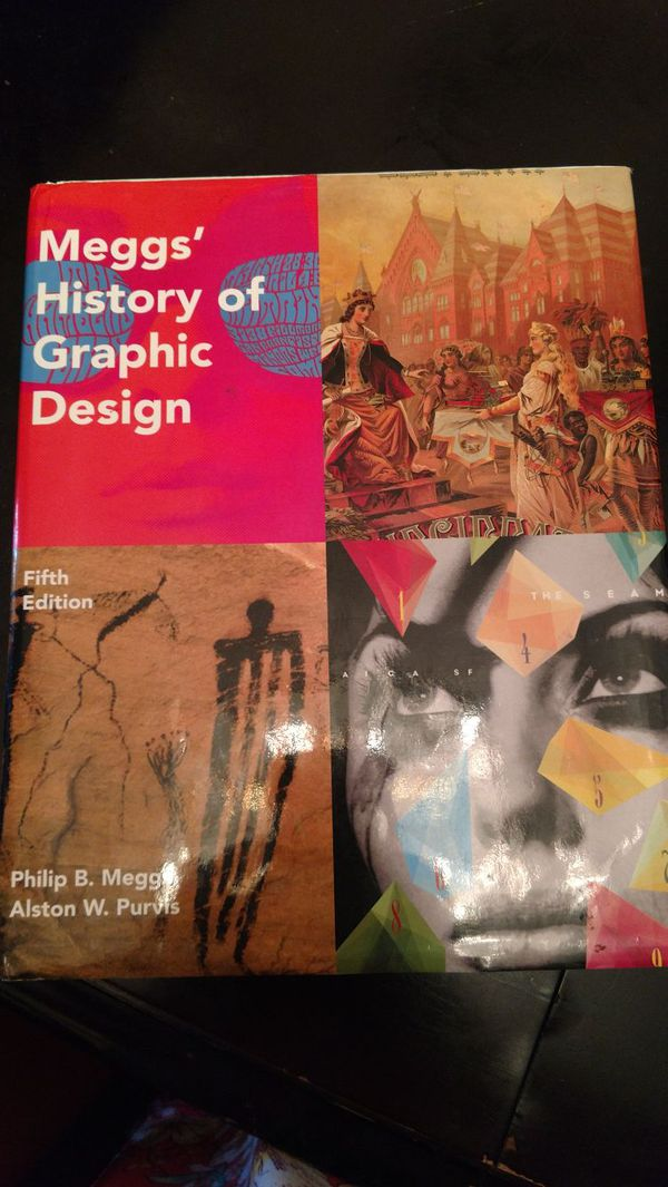 Meggs History Of Graphic Design 5th Edition For Sale In Oceanside