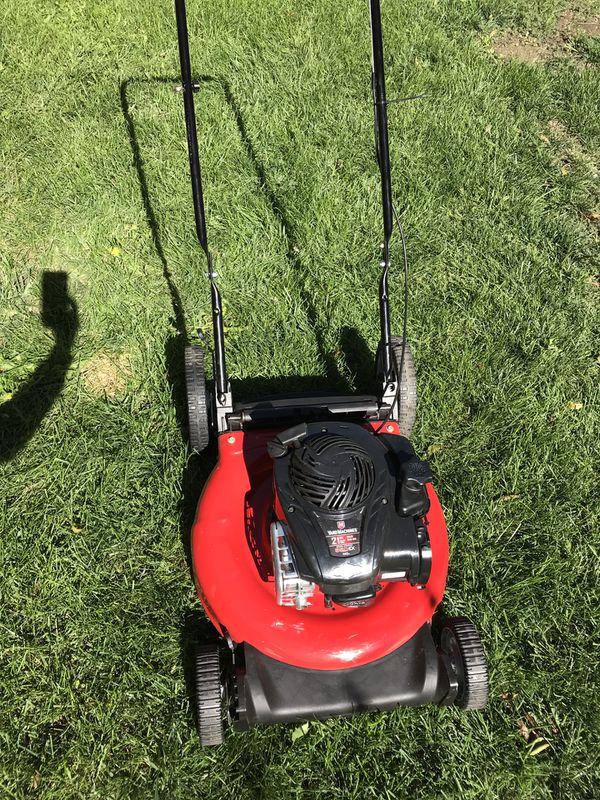 Yard Machines Lawn Mower For Sale In San Bernardino Ca Offerup