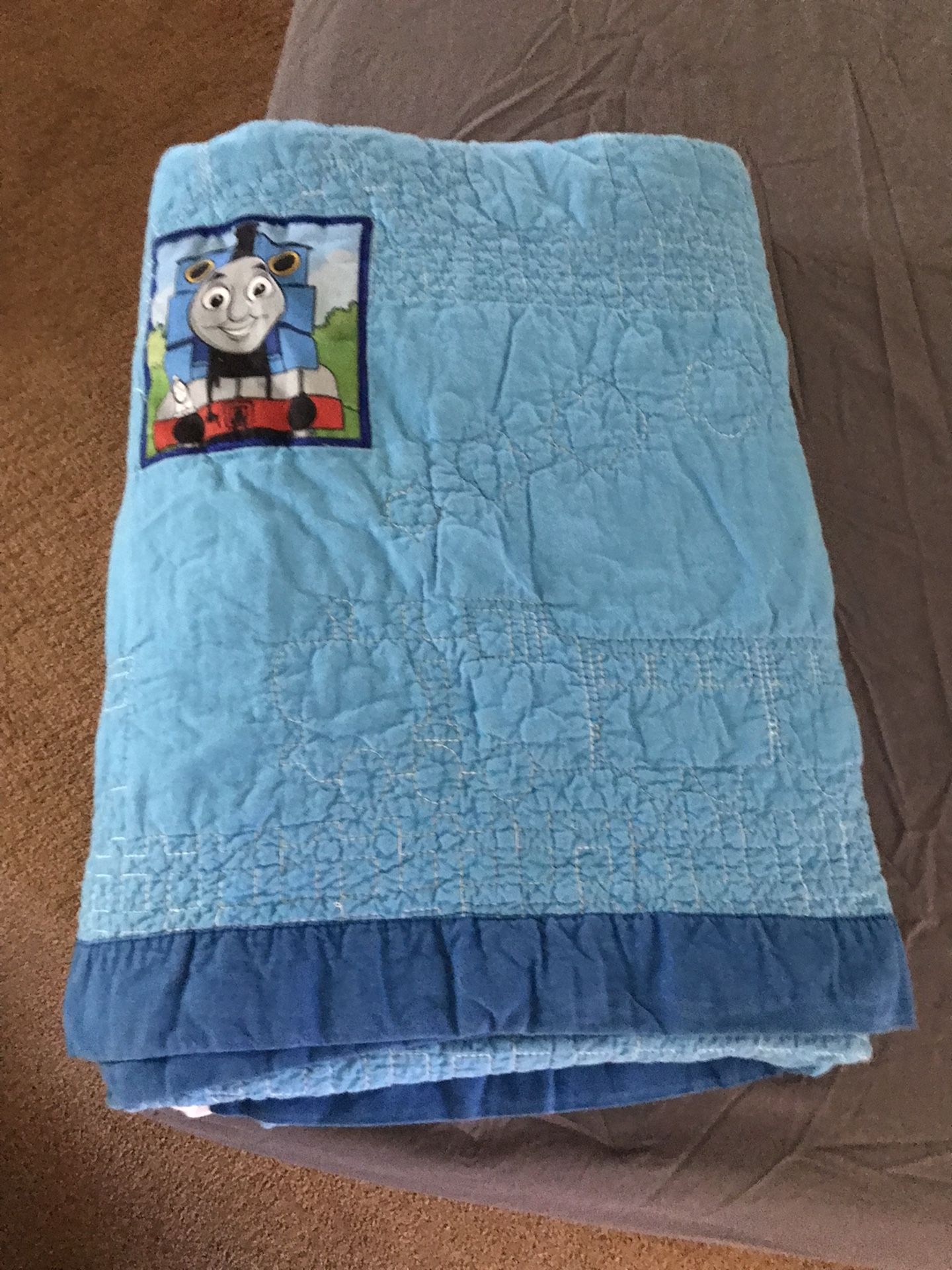 Thomas Twin Bed Sheets Set/Quilt