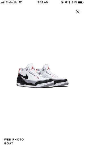 42f4146f597dc4 Jordan 3 Tinker Hatfield for Sale in North Providence