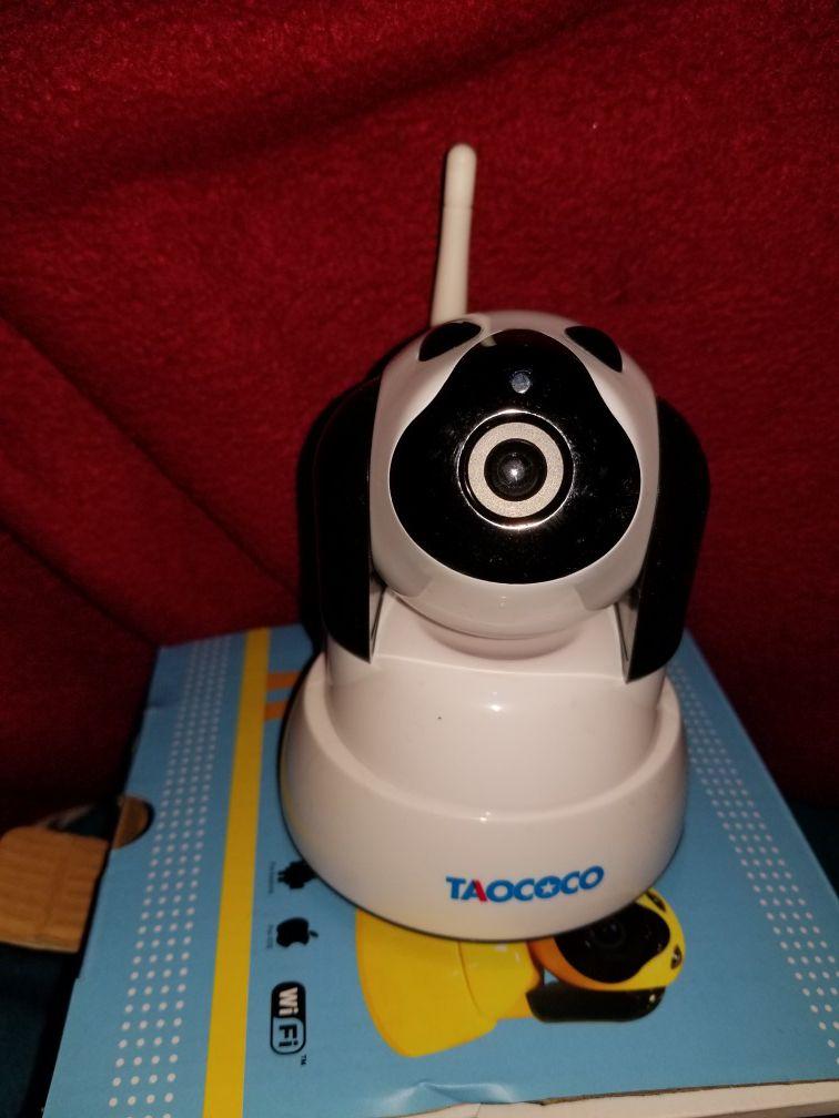 Brand new camera