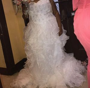 weddind gown for Sale in Baltimore, MD