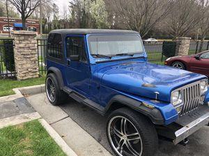Photo 1992 Jeep Wrangler