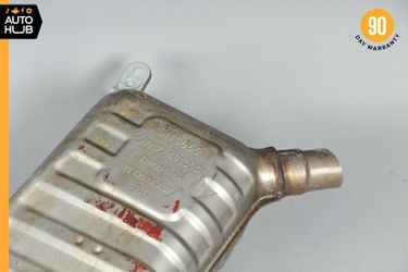 12-15 Mercedes R172 SLK250 M271 Exhaust Muffler Mufflers Right and Left Set OEM Thumbnail