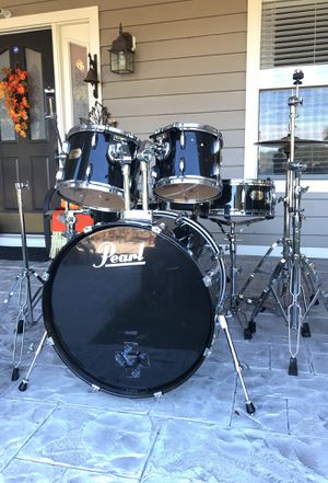 Pearl 5 piece drum set. for Sale in Sorrento, FL