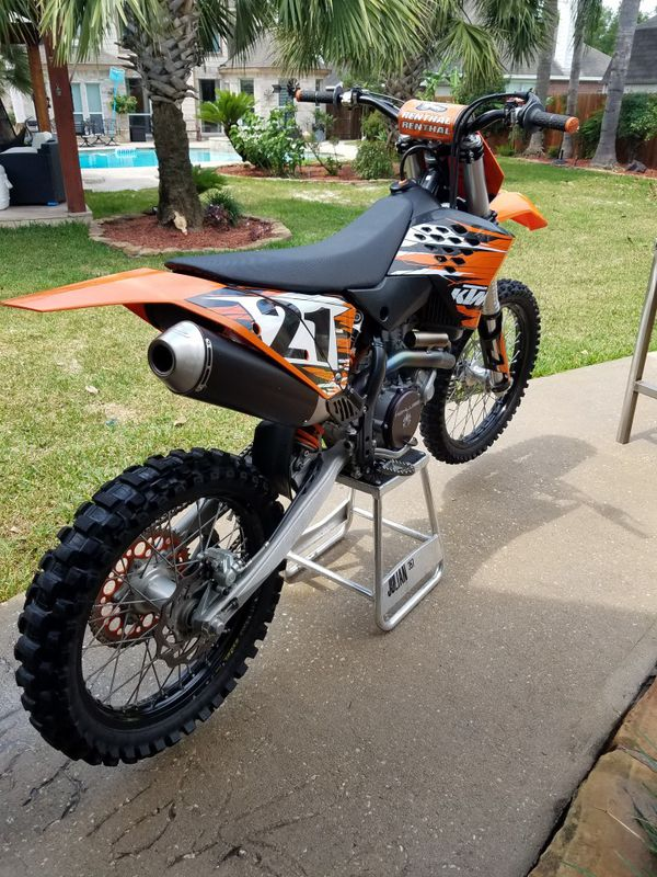 2009 KTM 450 sxf for Sale in Cypress, TX - OfferUp