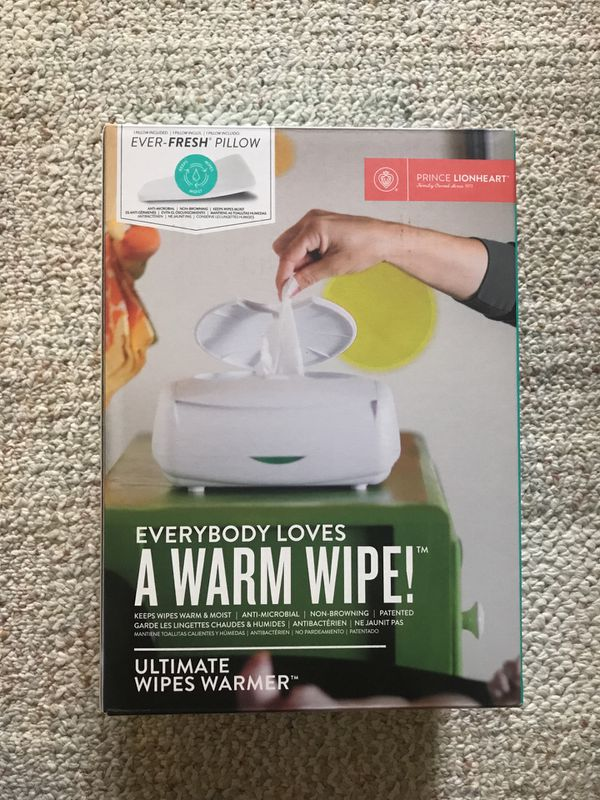 Prince Lionheart Ever Fresh Replacement Pillows For The Warmies Wipes Warmer