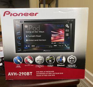 Photo Pioneer AVH-290BT Double Din Radio