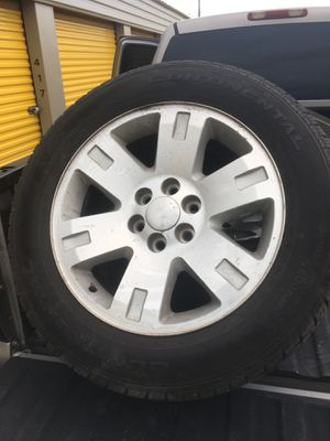 Gmc rims for Sale in Dallas, TX