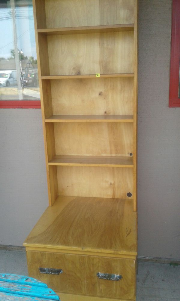 Too Tall Bookshelf Nightstand For Sale In Us Offerup