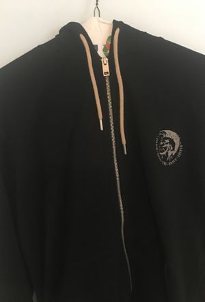 Brand New Diesel Zip-Up Hoodie for Sale in Silver Spring, MD