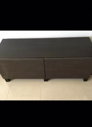 Full bed without matress, tv furniture and desk for Sale in Miami, FL