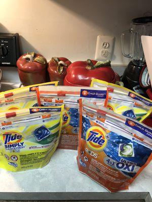 Tide Pods Bundle for Sale in Fort Washington, MD
