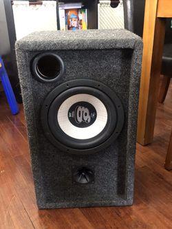 Bocinas / speakers/infinity Kappa , bafle y fuente de poder Thumbnail